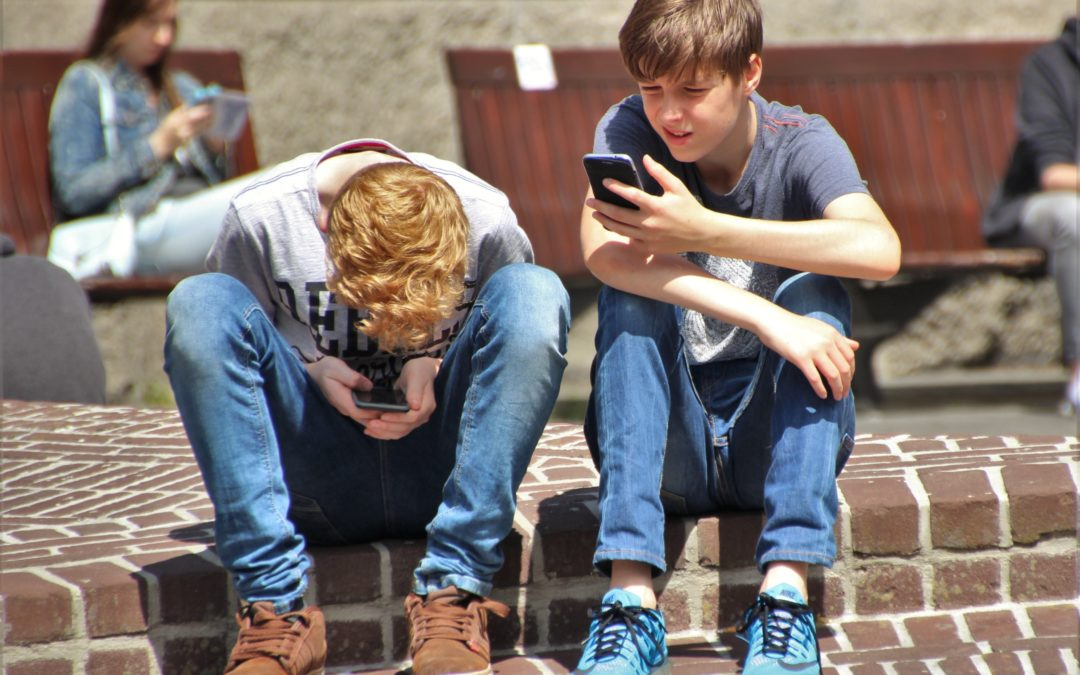 Social Media Addiction in Teens and Young Adults